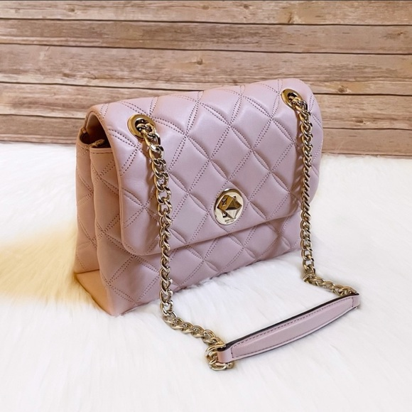 Kate Spade Natalia Small Flap Quilted Crossbody